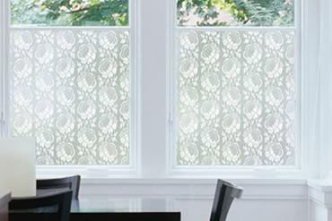 Compare window film and curtain